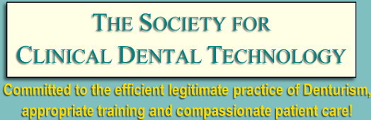 Committed to the efficient legitimate practice of Denturism, appropriate traning and compassionate patient care!